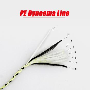 Super DORISEA Braided Fishing Line 8 Strands Spotted Color Fishing Lines cb5feb1b7314637725a2e7: 1000M|100M|1500M|2000M|300M|500M