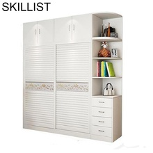 цены Lemari Pakaian Closet Storage Garderobe Slaapkamer Clothing Mobilya Furniture Bedroom Cabinet Mueble De Dormitorio Wardrobe