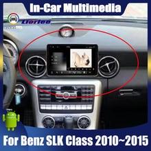 Affichage Android 8.4 pouces pour Mercedes Benz SLK classe R172
