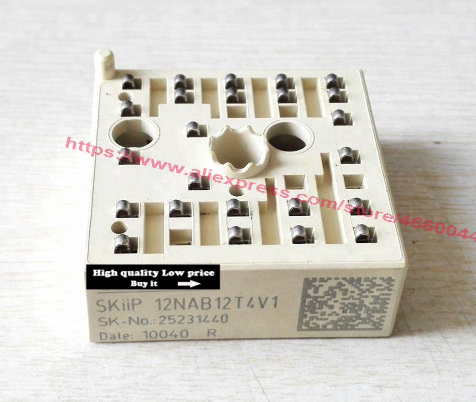 Free Shipping NEW SKIIP12NAB12T4V1 SKIIP 12NAB12T4V1 module