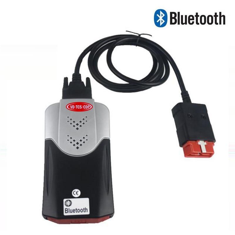 2019 VD TCS CDP PRO Plus 2016.00 Free Keygen Bluetooth Vd Ds150e Cdp For Delphis Autocome Cars Trucks OBD2 Diagnostic Tool