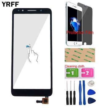 Touch Screen Panel For Alcatel 1X 5059D 5059A 5059I 5059X 5059Y OT5059 5059 Touch Screen Digitizer Digitizer Glass Panel Tools