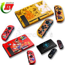 2019 Nintendos Nintend Switch Thin Hard Protective PC Case Nitendo Colorful Cover Skin Nintendoswitch Shell for