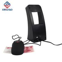 IR Currency Detector Infrared Banknotes Detecting Machine Camera Money Detector