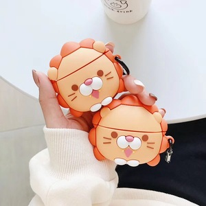 Image 5 - Silicone Case for Airpods 1 2 3 Cute Bluetooth Earphone Case for Airpod Pro Cover for Air Pods Pro Keychain Strawberry Chocolate