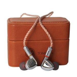 Image 3 - TINHiFi P1 Hifi Earphone No Mic TIN audio P1 With MMCX Cable Earphone