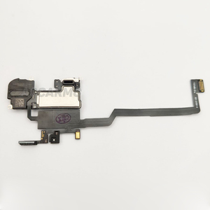 Image 3 - Aocarmo Top Earpiece Ear Speaker With Proximity Light Sensor Flex Cable For iPhone X 10 Replacement Part