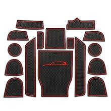 For BMW X3 G01 2018-2021 Car Mats Rubber Mat Door Groove Mat Interior Accessories Automobiles Parts t mall decor solaris