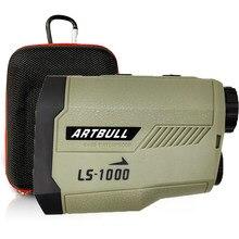 Laser-entfernungsmesser für jagd 1000M 650M Golf range finder mit Flagge-Lock hang pin Laser Abstand meter entfernungsmesser fernglas