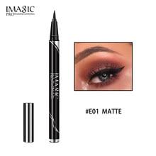 1 PC IMAGIC Eyeliner szybkoschnący wodoodporny trwały niełatwy do rozmazywania Eyeliner Eye Eyeliner do makijażu pisak gładkie pociągnięcia