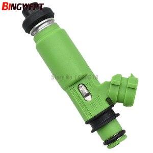 Image 5 - 6pcs/lot 100% new Fuel Injectors OEM 195500 3170 1955003170 MD332733 for Mitsubishi Montero Sport 3.0L 6G72 1998 2003