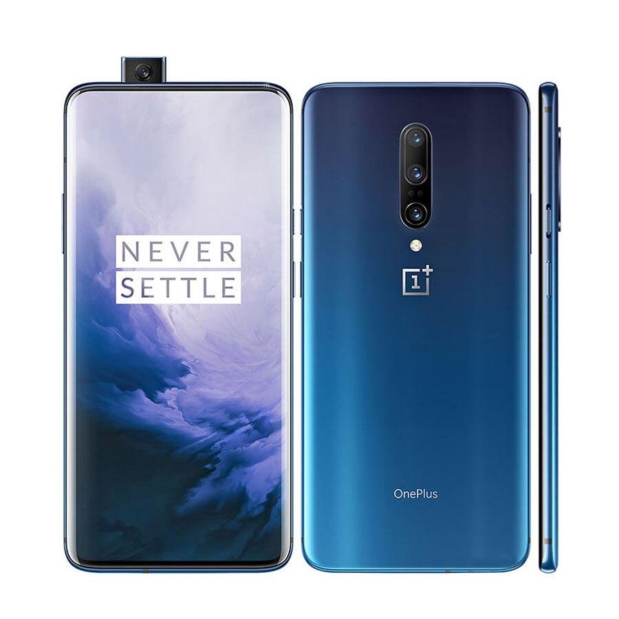 "Global Version Oneplus 7 Pro GM1913 Mobile Phone 6.67"" 6GB/8GB/12GB RAM 128GB/256GB ROM Snapdragon 855 Octa Core 3120x1440 Phone"