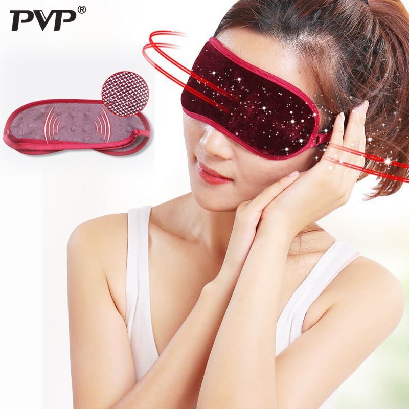 Tourmaline Massager Infrared Magnet Sleep Eye Care  Pain Fatigue Eyeshade Cover Blindfold Improve Sleep Eyepatch Eye Mask Cover
