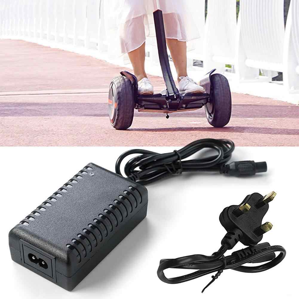 42V 2A Smart Balance Hoverboard Elektrische Scooter Power Adapter Batterij Oplader Nieuwe Chic