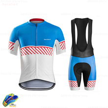 цена на Trekking 2020 Pro Team Cycling Jersey Set Men's Cycling Clothing MTB Cycling Bib Shorts Bike Jersey Set Ropa Ciclismo Hombre