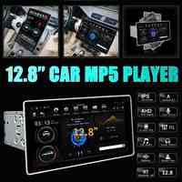 "12.8"" 2 Din Car Multimedia Player MP5 Player GPS Navigation HD Touch Screen Wifi GPS Nav Radio Player Mirror Link"