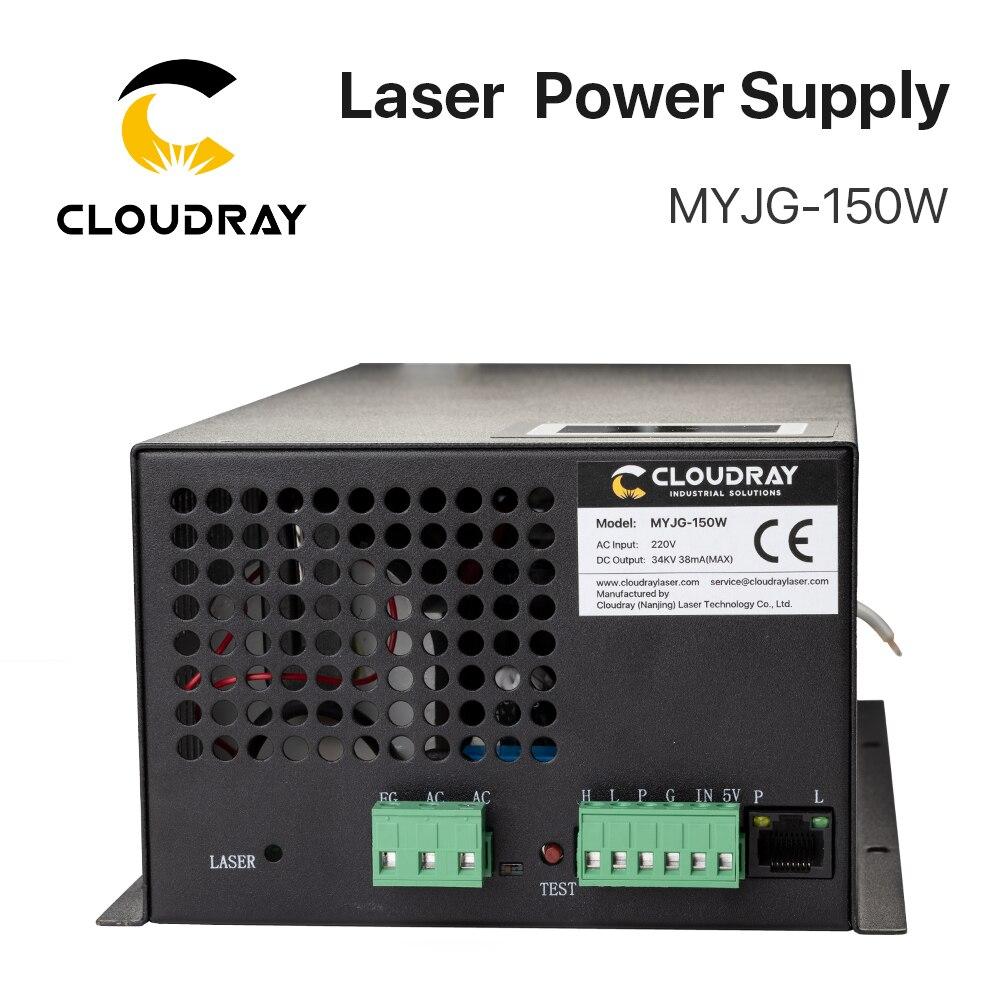 Zasilacz laserowy Cloudray 130-150W CO2 do grawerki laserowej CO2 - Części maszyn do obróbki drewna - Zdjęcie 5