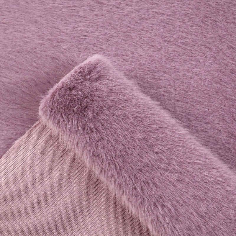 מוצק צבע ארוך קטיפה רך בד DIY טלאי בגדי תפירת מלאכת קישוט אביזרי חומרים