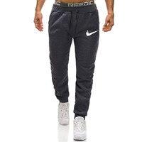 Весна-осень, мужские спортивные штаны для бега, тренировочные эластичные штаны для тренировок, спортивные штаны для тренировок, большие раз...