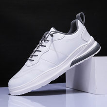 Net celebrity men's shoes tide shoes summer new Korean version of the white shoes wild men's board shoes casual shoes tide