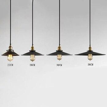 Industriële Hanglamp Vintage  6
