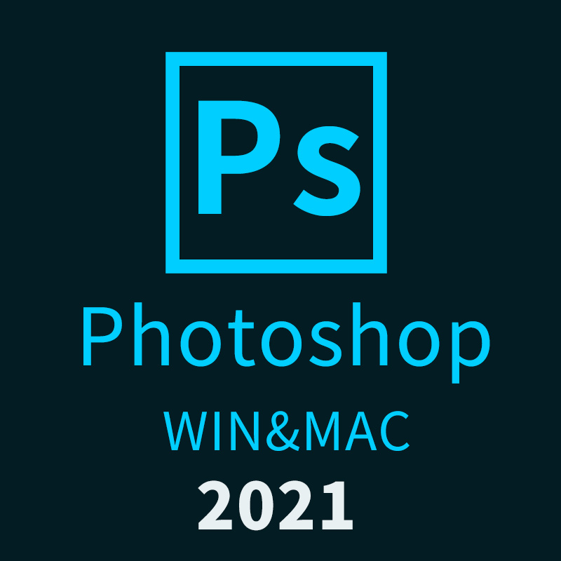 Software Photoshop 2021 image processing