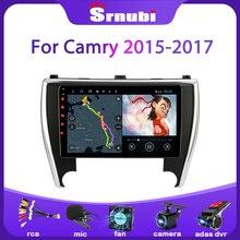 Android 10 Radio de coche navegación GPS RDS DSP 4G WIFI para Toyota Camry 2015 2016, 2017 2 Din Multimedia reproductor de vídeo unidad de DVD