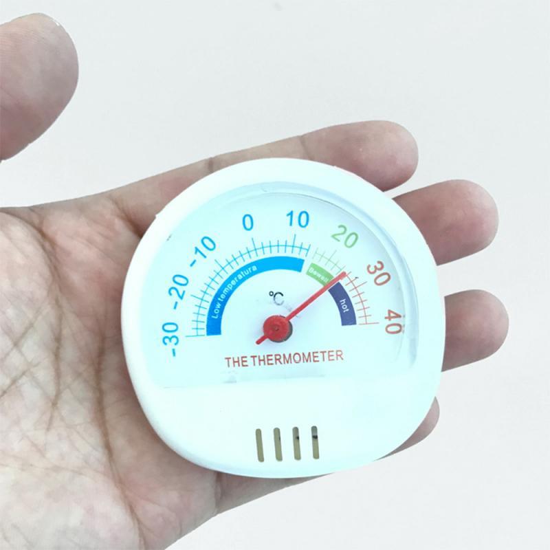 20-50C 1PC 5CMX1.1cm Miniature Paper Cardboard Thermometer Dollhouse Indoor
