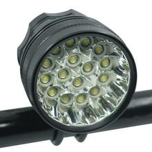 T6 Bicycle Lights Headlight 16 XM-L LED 40000 Lumen Bike