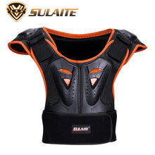 2020 Motocross Kids Body Armor Protection Vest Motocross Enfant Brandoo Cheapest Vest(China)
