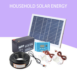 Household lighting The Sun can generate system phone charging outdoor lighting solar panel