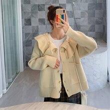 Осенние женские свитера вязаные