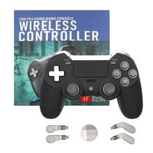 Bluetooth Wireless Gamepad Voor PS4 Dual Trillingen Elite Game Controller Joystick Voor PS3/Pc Video Gaming Console