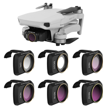 עבור DJI Mavic מיני Drone מסנני עדשת מגן מסנן UV CPL ND NDPL 4 8 16 32 קוטב צפיפות ניטראלי מסנן עבור Mavic מיני
