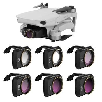Para DJI Mavic Mini filtros de drones Protector de lente filtro UV CPL y NDPL 4 8 16 32 Polar filtro de densidad neutra para Mavic Mini
