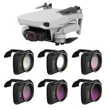 Para dji mavic mini zangão filtros filtro protetor de lente uv cpl nd ndpl 4 8 16 32 filtro de densidade neutra polar para mavic mini