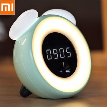 For Xiaomi time lamp alarm clock intelligent timing night lamp in children's bedroom led induction mushroom with sleeping lamp