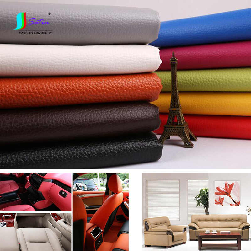 Upholstery Furniture Artificial Leather Soft Imitation Width 140 CM Clothing Sew