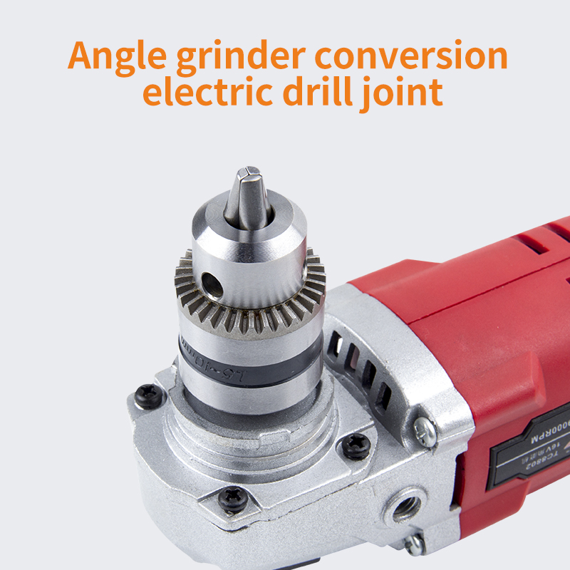 For Electric Angle Grinder Drill Chuck Power Drill Conversion Joint Adapter Tool