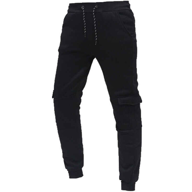 Mannen Sweatwear Broek Trainingspak Sport Broek Pak Lange Broek Fitness Uitloper Workout Gym Joggingbroek Mannen Trainingspak Sport