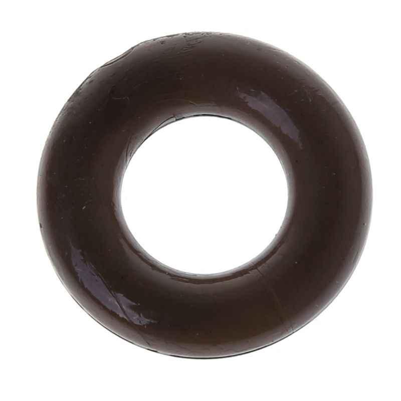 페니스 링 재사용 가능한 바운드 딜레이 수탉 반지 슬리브 확장 콘돔 성인 섹스 제품 에로틱 장난감 딕 콘돔 남성용 딜도 라구 딜도 1 pc