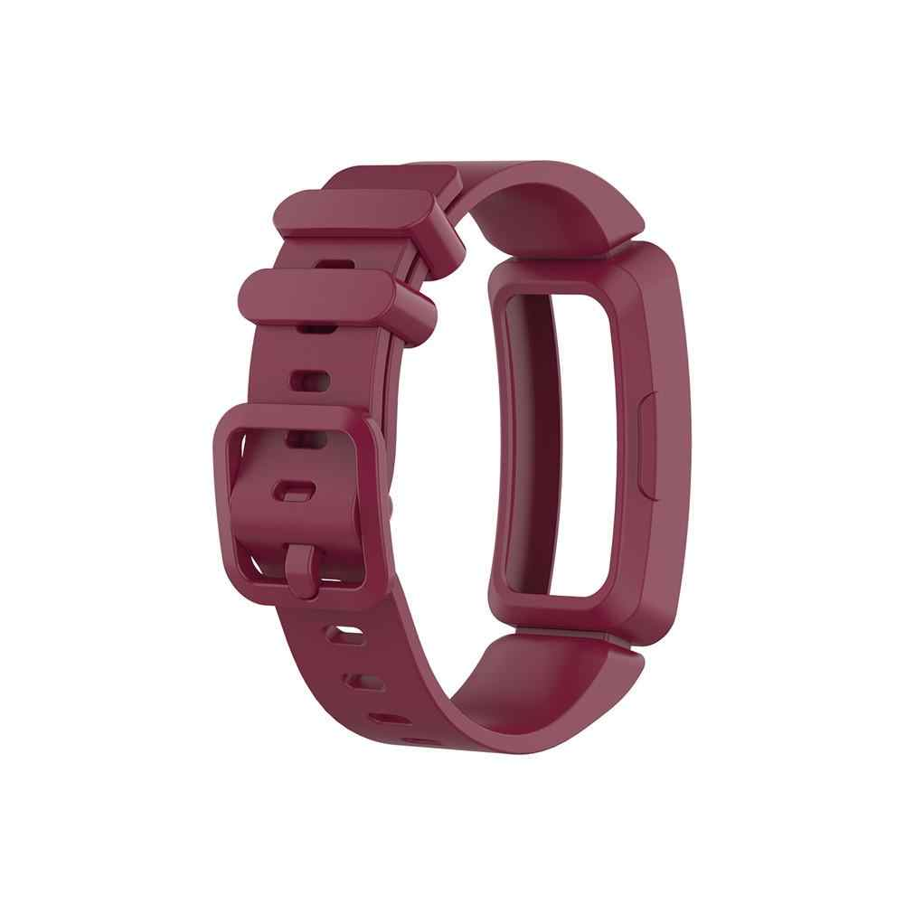 シリコーンバンド fitbit inspire 時エース 2 Fitbit スマート時計バンド腕時計ストラップ交換用リストバンドブレスレット