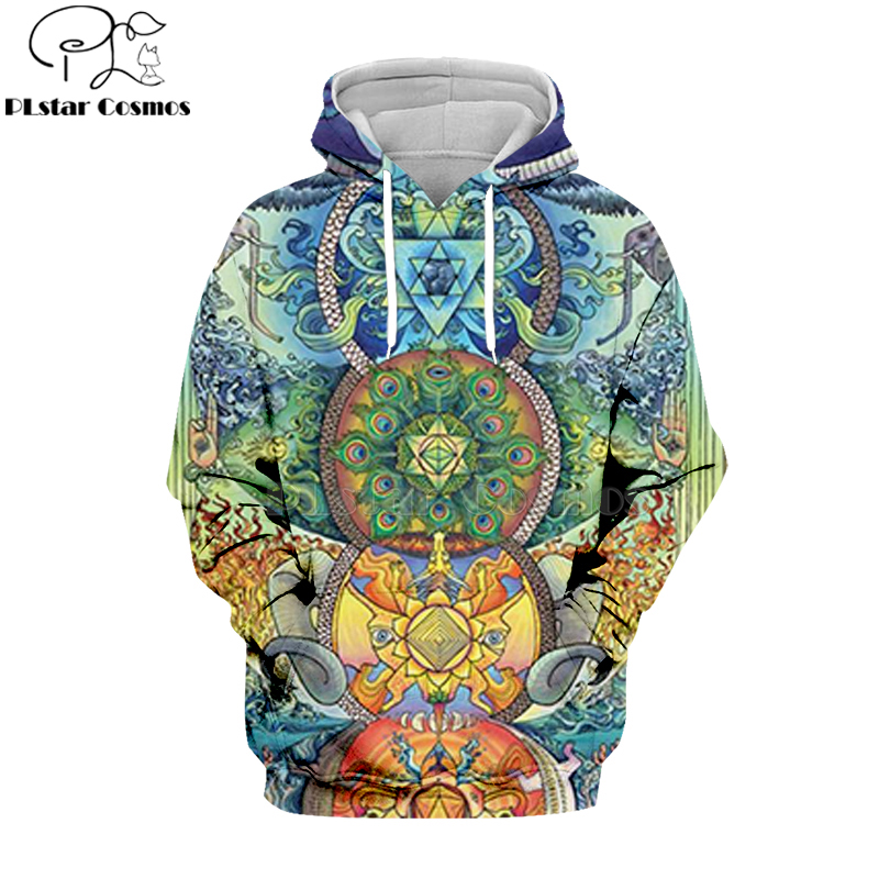 PLstar Cosmos Hippie Mandala Trippy Abstract Psychedelic 3d Hoodies/Sweatshirt Winter Autumn Long Sleeve Streetwear-20