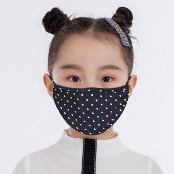 Kids Unicorn Reusable Mouth Mask Washable Protective PM2.5 Filter Anti Dust Face Mask Child Windproof Flu Mask Mascarillas 615