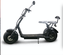 sc03 pro Citycoco Scooter 1500w 60v 20ah Motorcycle Electric Bike with Removable Battery Ship from Holland