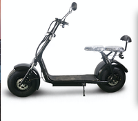sc03 pro Citycoco Scooter 1500w 60v 20ah Motorcycle Electric Scooter Electric Bike with Removable Battery Ship from Holland