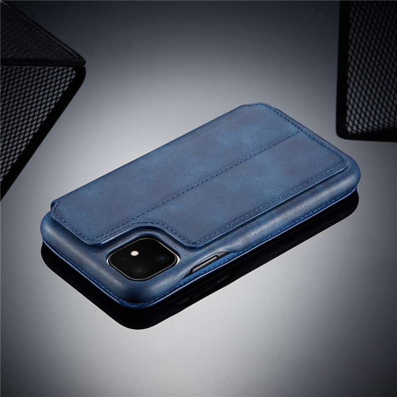 Fashion Card Holder with Stand Case for iPhone 11/11 Pro/11 Pro Max 57