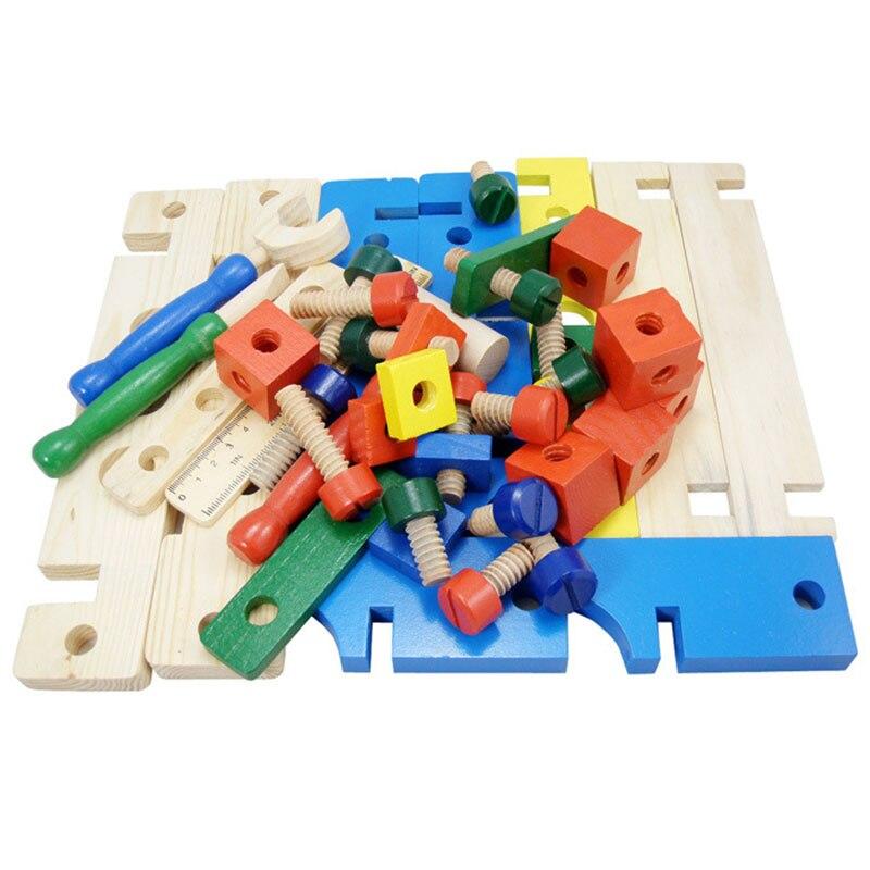 ferramentas multi funcao capacidade pratica madeira brinquedos 04