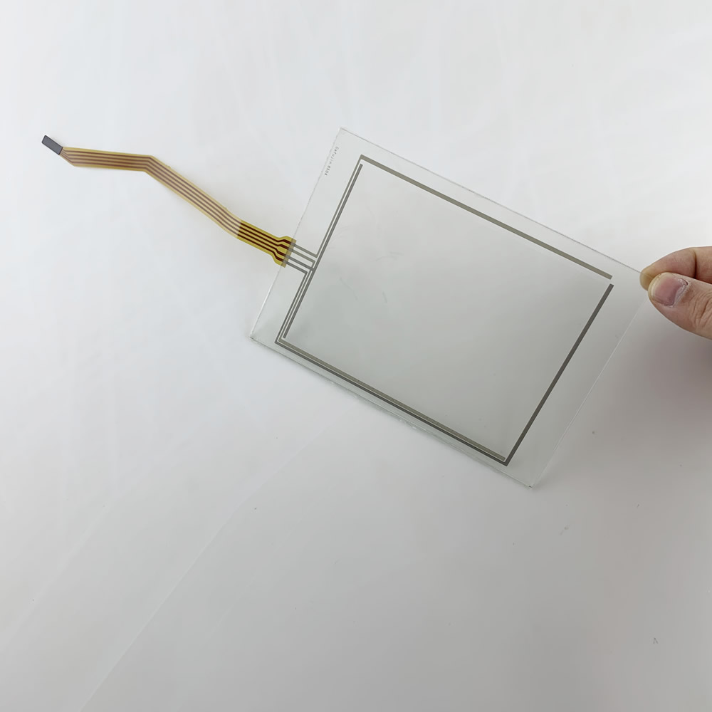 For 8Pin Panelview Plus 600 A77162-509-01 Touch Screen Digitizer