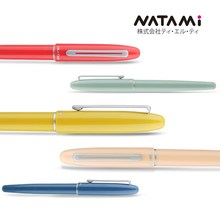 1PCS Japan NATAMI Cute Fountain Pens High quality First sight series candy Color  ink pens for writing  art supplies kawaii